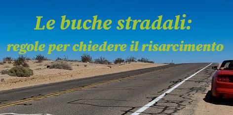 Buche stradali